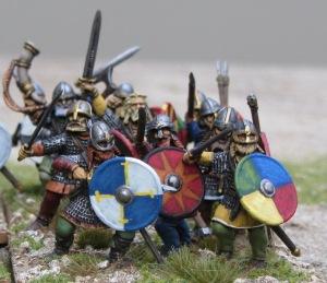 GB plastic Vikings