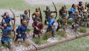 BT Saxon archers